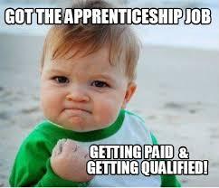 Apprentice meme