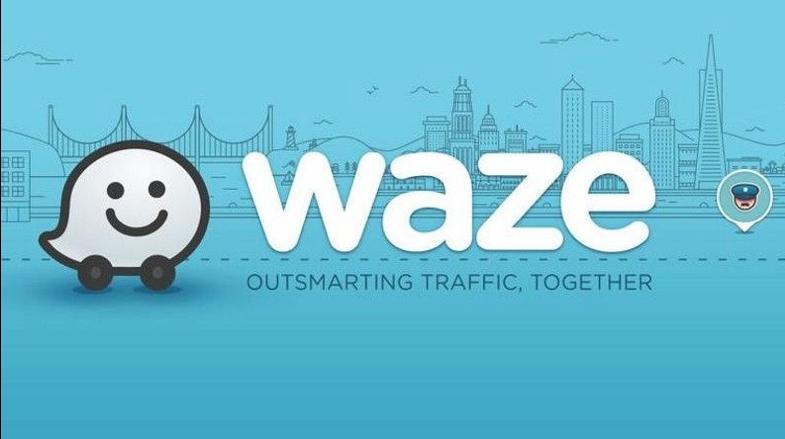 Image of Waze Logo