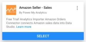 Amazon sales connector